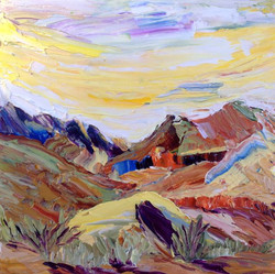 140213A mountain morning 10x10 copy