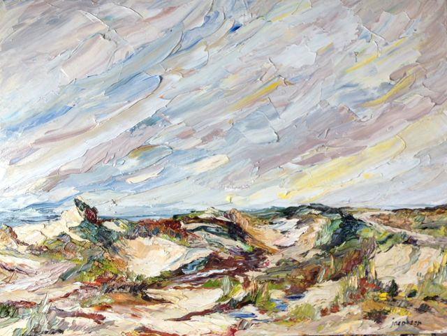 141210 ocracoke dunes 18x24