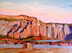 cathedral rocks 30x40