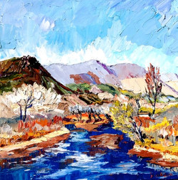 140305A Abiquiui river 16x16 copy