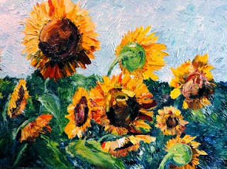 Sunflowers No. 1