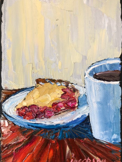 Coffee and a Slice of Pie