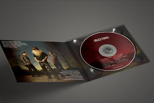 Dagger Down I (CD)