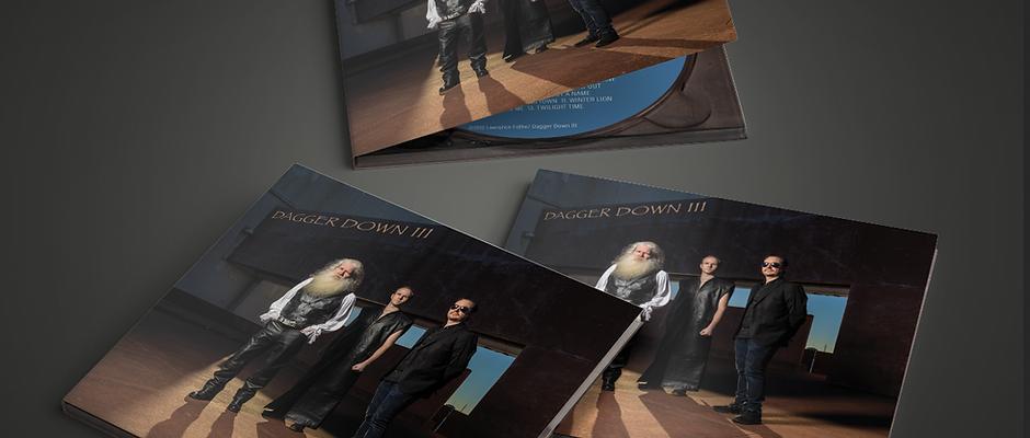 Dagger Down III (CD)