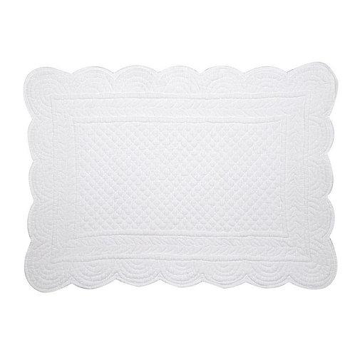 Carmen - Tovaglietta 35 x 50 bianca