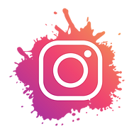 Instagram-logo-modern-paint-splash-socia