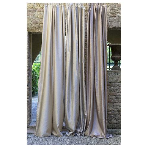 Satin - Tenda raso 150x290 beige
