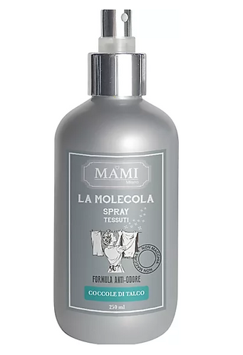 La Molecola - Spray Coccole di Talco
