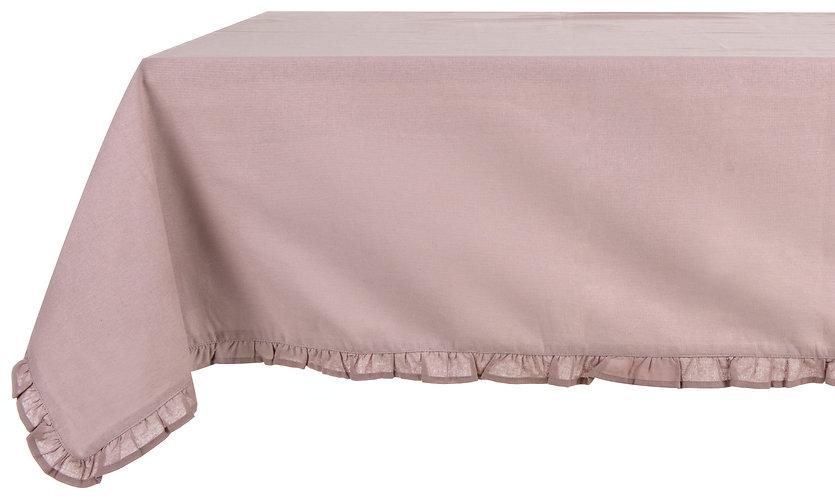 Infinity - Tovaglia rettangolare 150x240 rosa