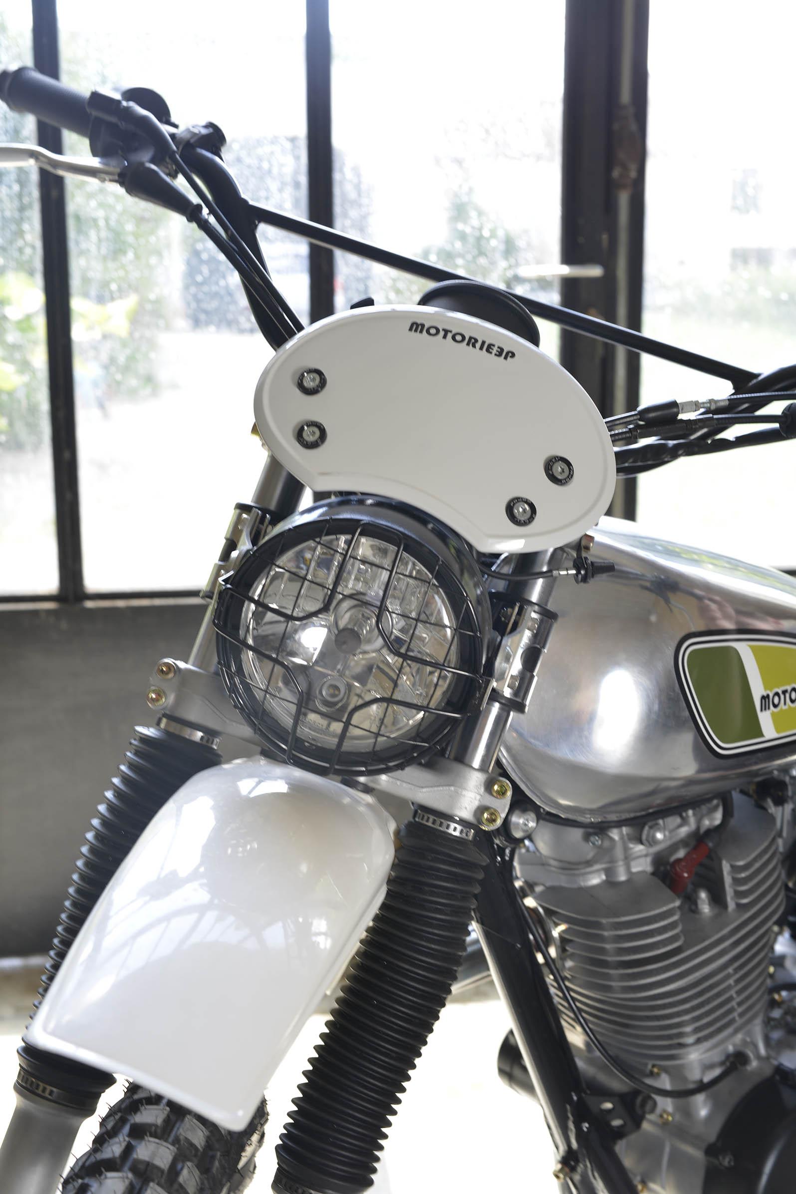 motorieep 500 XT 80 7