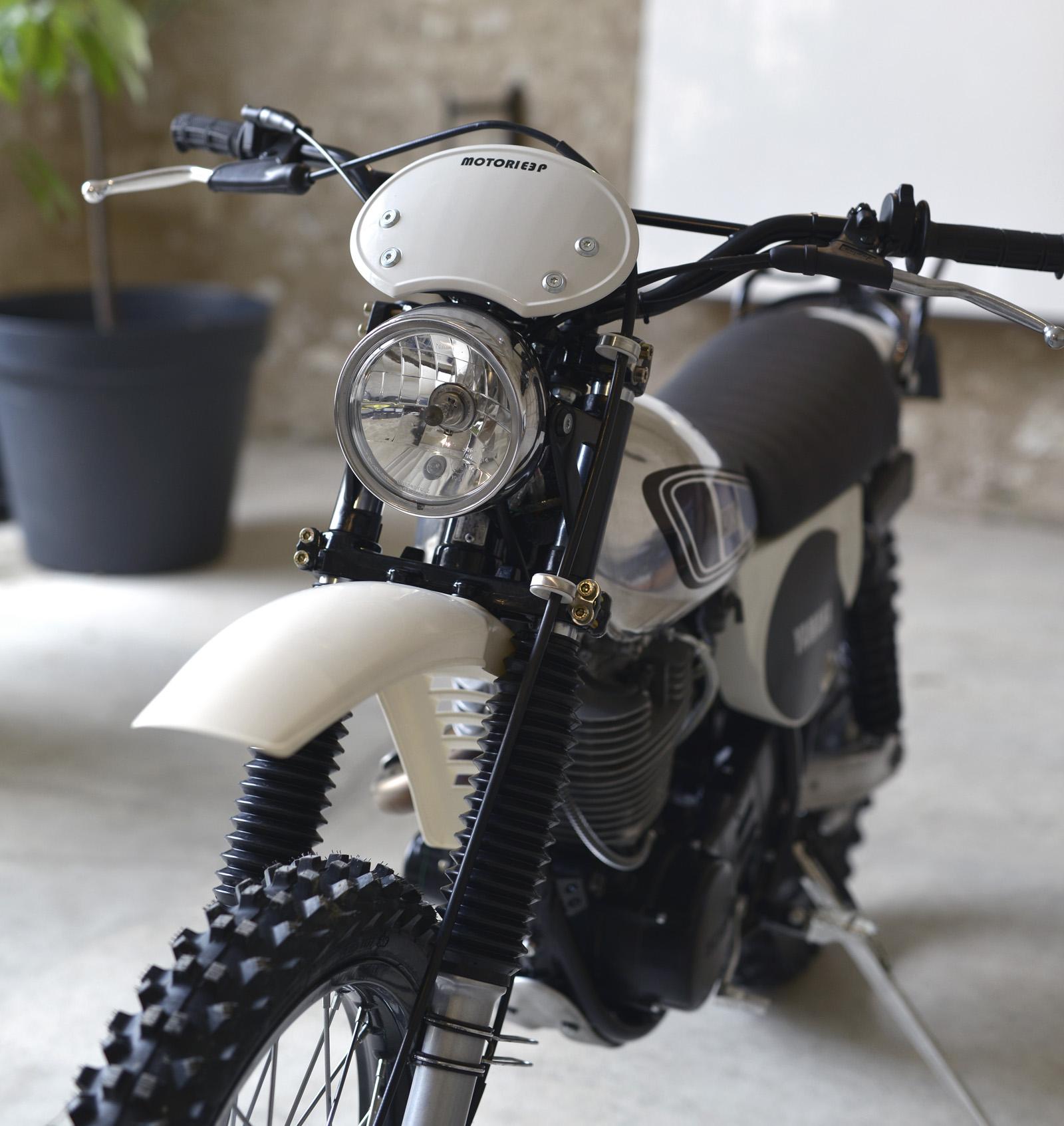 Motorieep XT 500 3