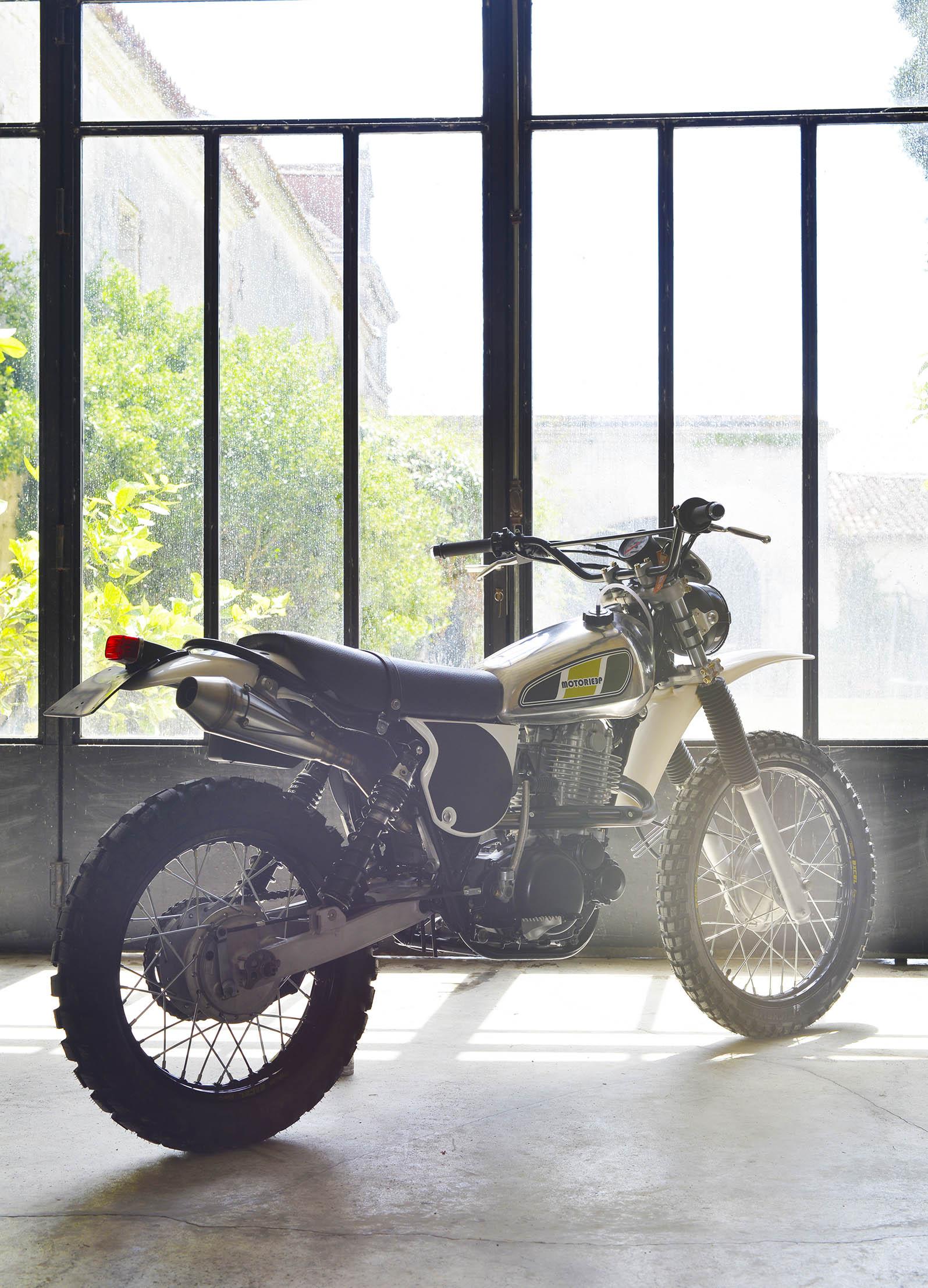 motorieep 500 XT 80 8