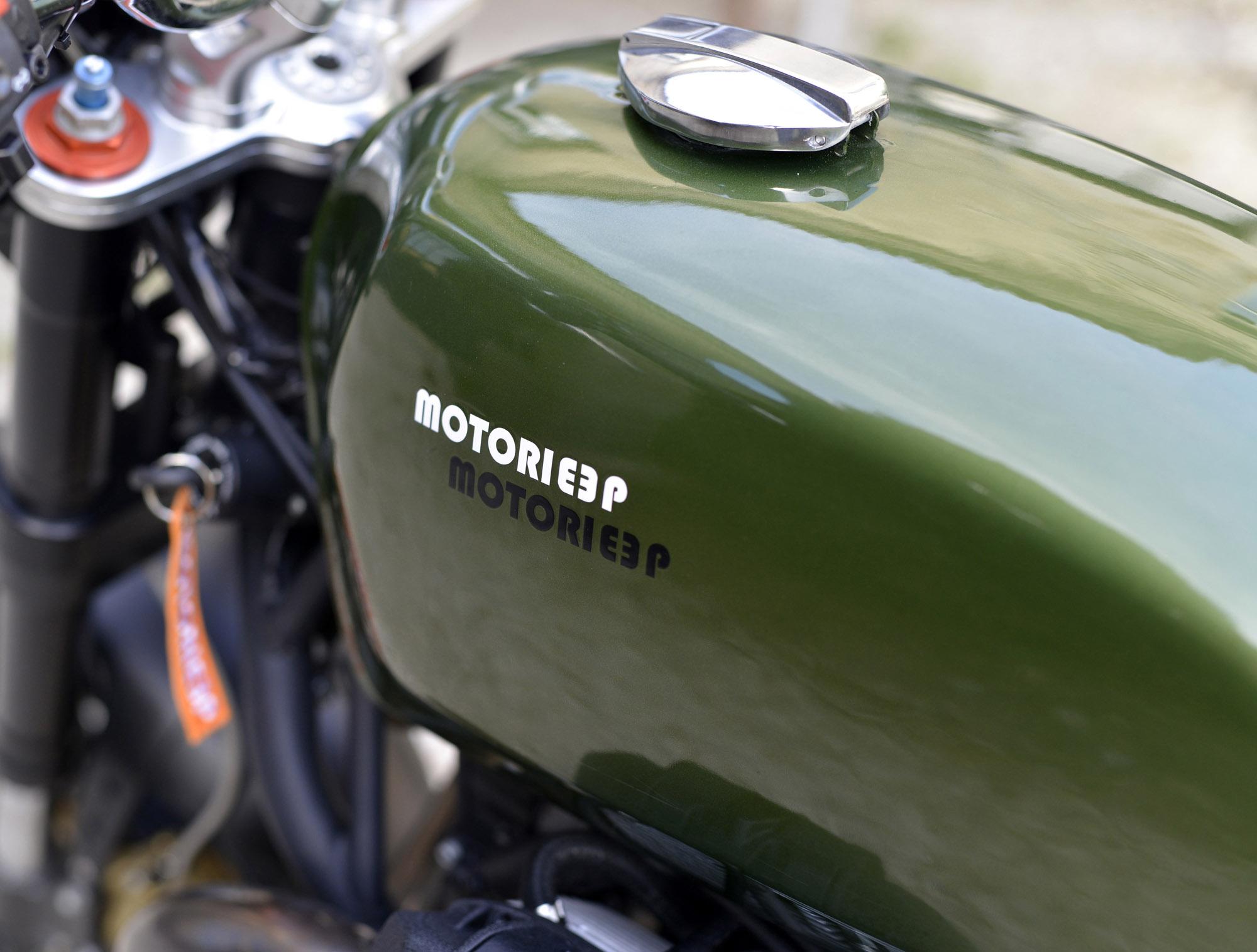 Motorieep Moto guzi Griso 1