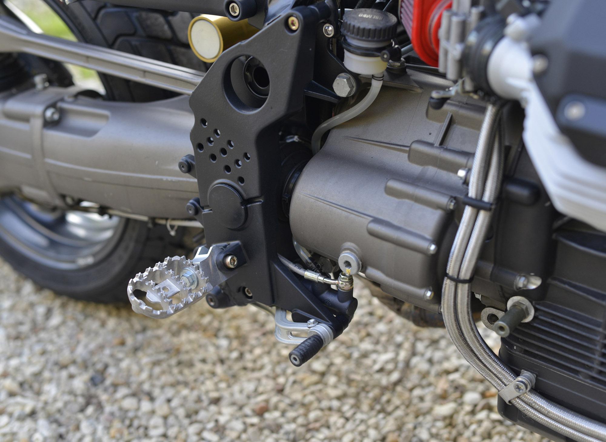 Motorieep Moto guzi Griso 5