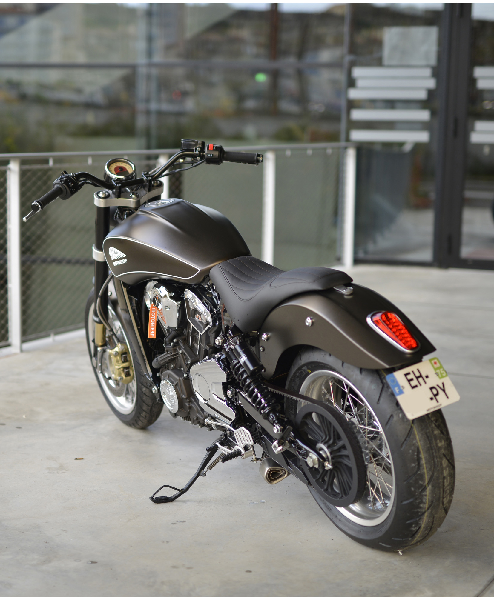 MOTORIEEP indian Scout 07