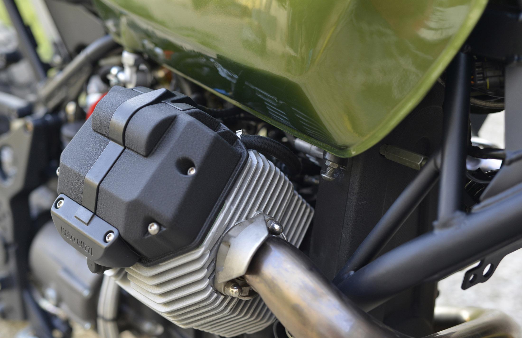 Motorieep Moto guzi Griso 4