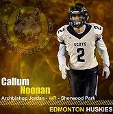 Noonan, Callum 2019 Huskies