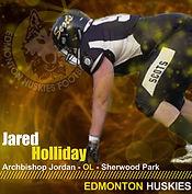 Holliday, Jared 2019 Huskies
