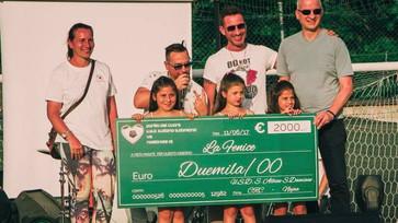 Altri 2000,00 Euro al CRO di Aviano!!!