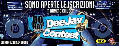 Banner DJ Contest