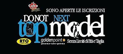 Banner Do Not Next top Model