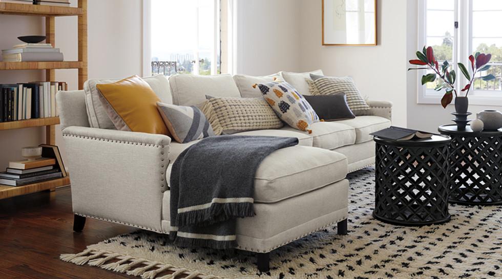 Living Room Blank Slate