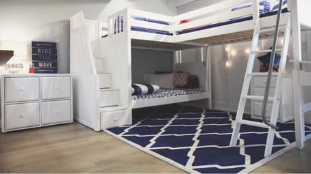Big Kids'Bedroom in NYC