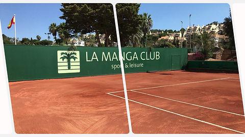 Tennis Trip's La Manga Club