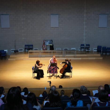 Bath Strings Academy Tutors