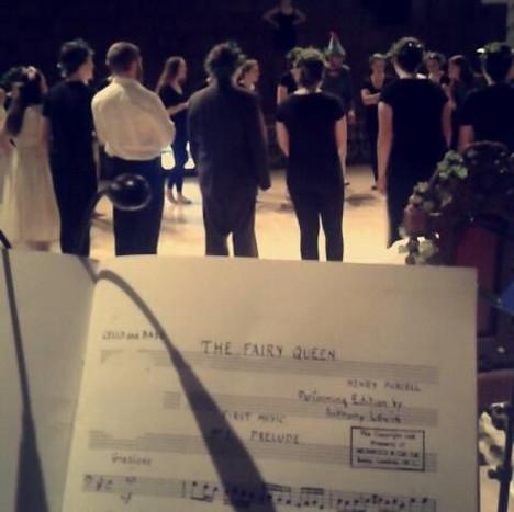 Fairy Queen Opera