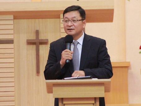 7월 22일 김영훈목사님 주일예배 설교