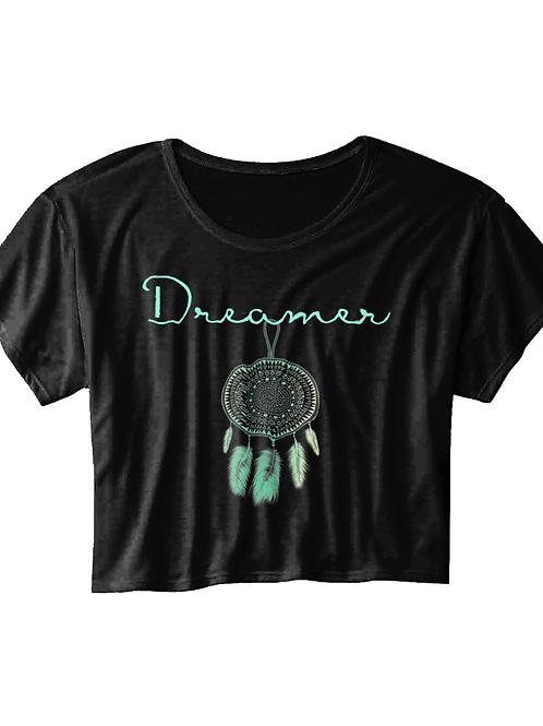 Dreamer Crop Tee