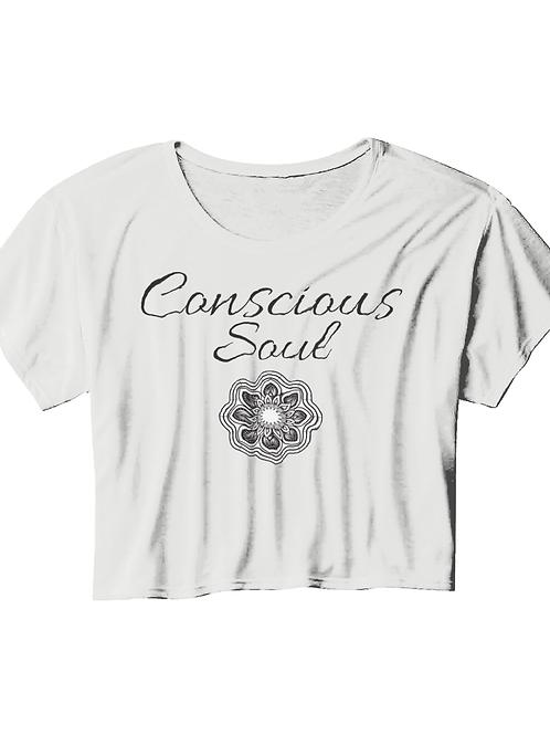 Conscious Soul Crop Top