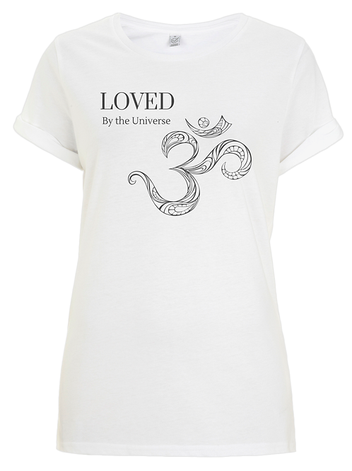 Loved by the Universe Tee