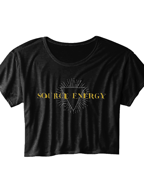 Source Energy Flowy Boxy Tee