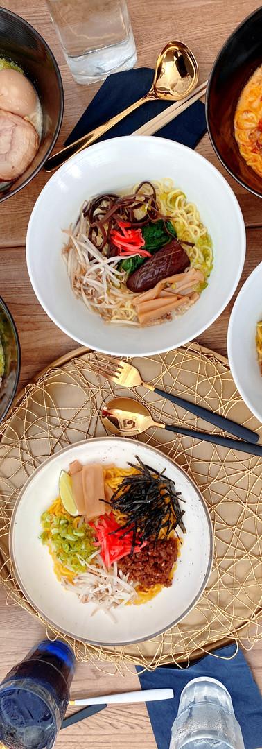 Join us for your lovely meal @burosuramen