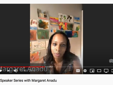 Margaret Anadu talks to FGI about the power of perseverance and listening to underserved communities