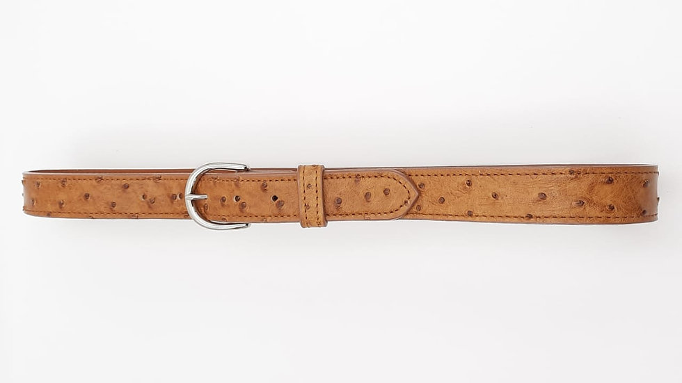 32mm Full Quill Genuine South African Ostrich Leather.