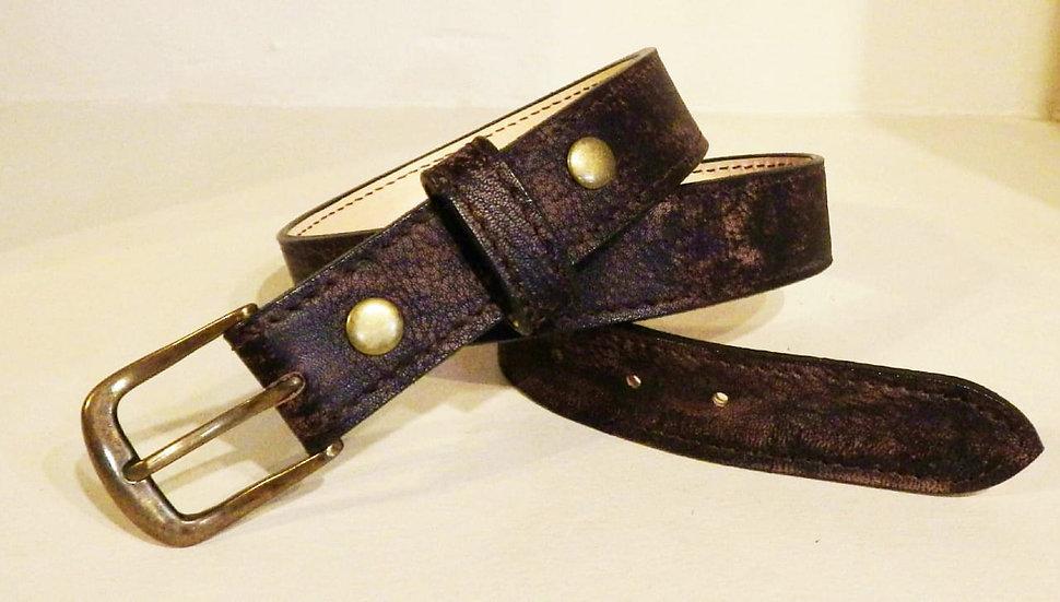 Wildebeest belt 36mm wide