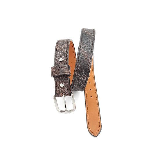 38mm Gnu Leather Belt.