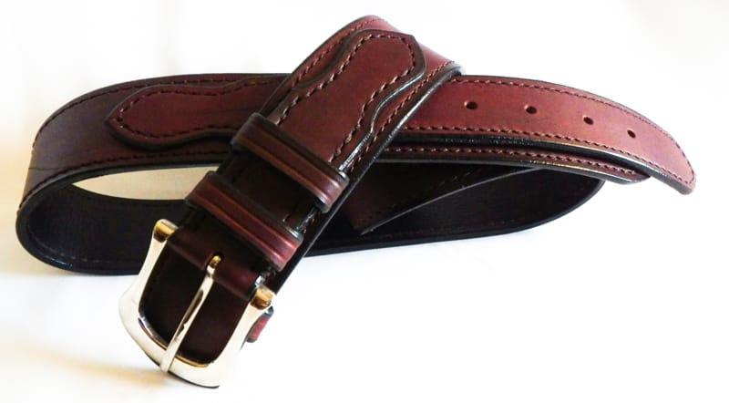 Vegtan Ranger Belt 40mm wide, lined