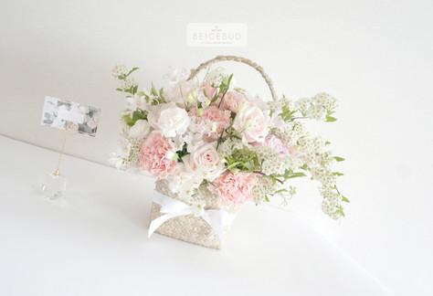 FLOWER BASKET / HAT BOX