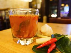 Cocktail maison SIAM (créé en 2014)