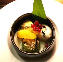 Double Sensation, Mochi au thé matcha japonais