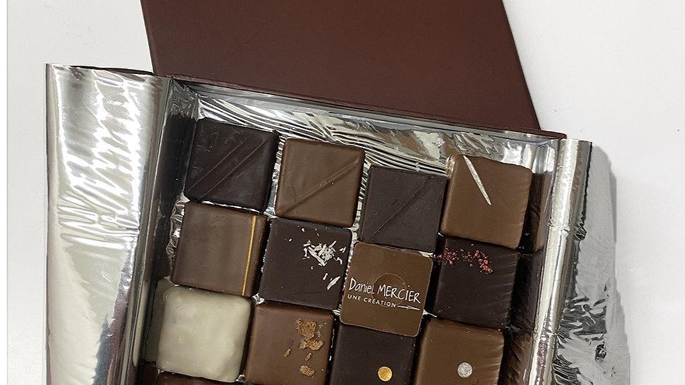 Assortiment de chocolats Daniel Mercier