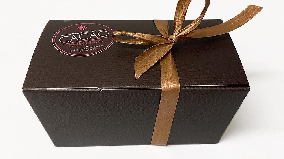 Ballotin assortiment de chocolats Daniel Mercier