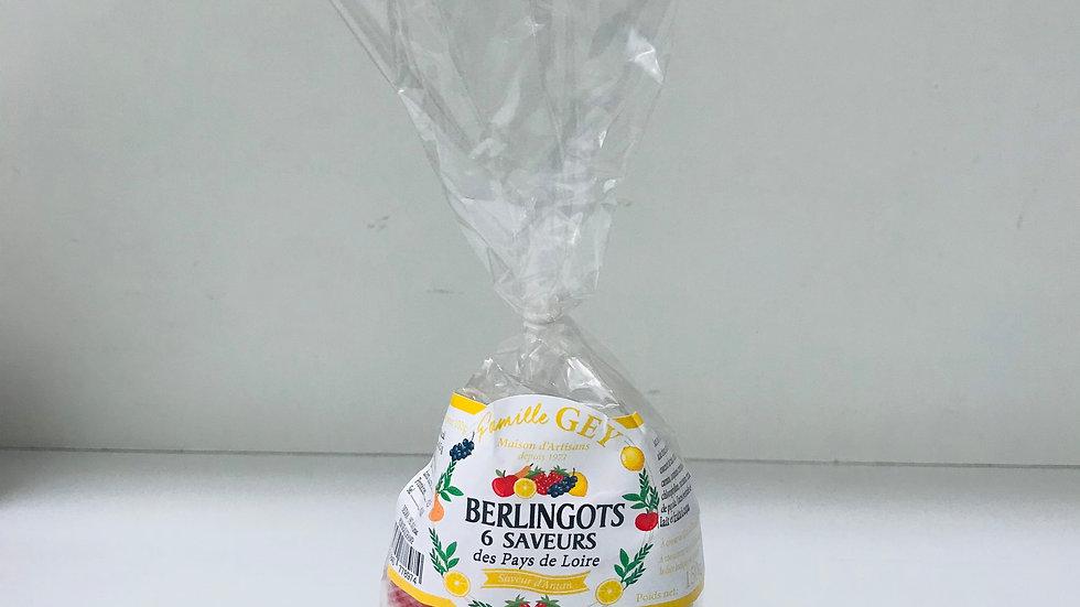 Bonbons berlingots 150g