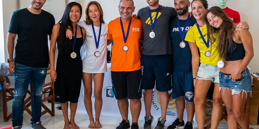 CMAS European Freediving Cup