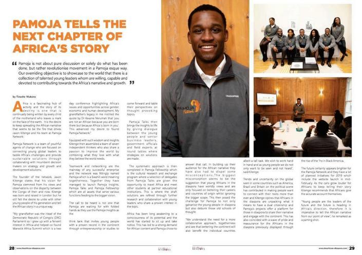 The African Diaspora Magazine 2019