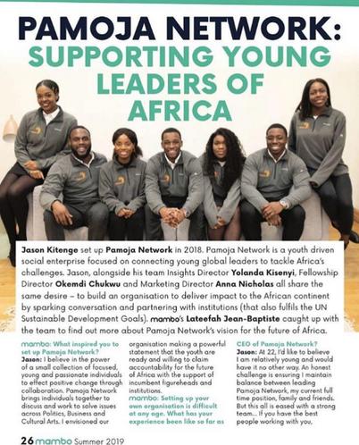 Mambo Magazine 2019 (1/2)